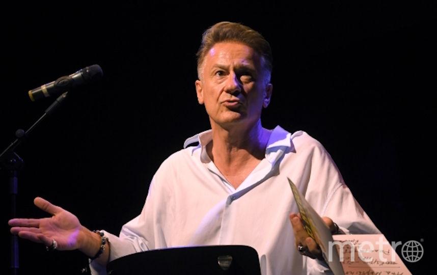 Олег Меньшиков. Фото РИА Новости