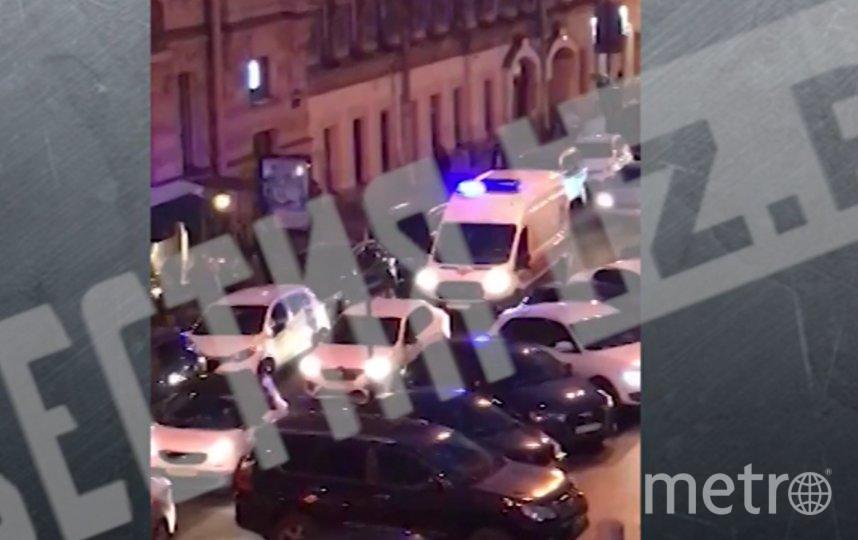 """""""Скорая"""" не смогла добраться к 18-летнему туристу, впавшему в кому. Фото скриншот https://www.5-tv.ru"""