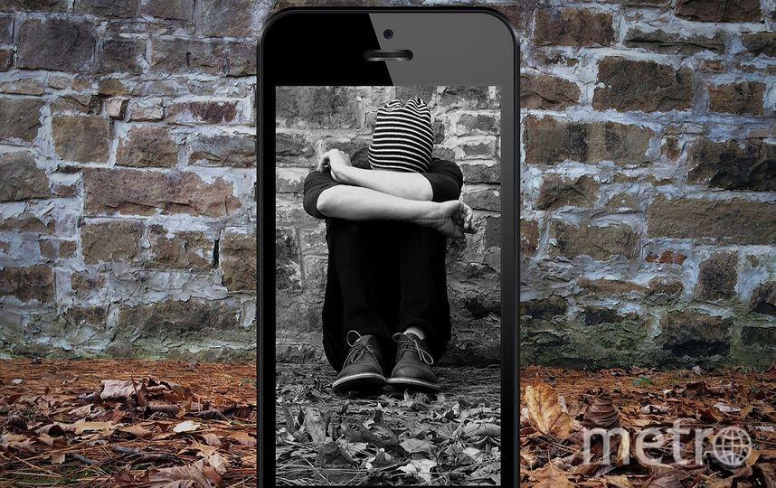 Родители часто не знают о травле их детей в Cети. Фото pixabay.com