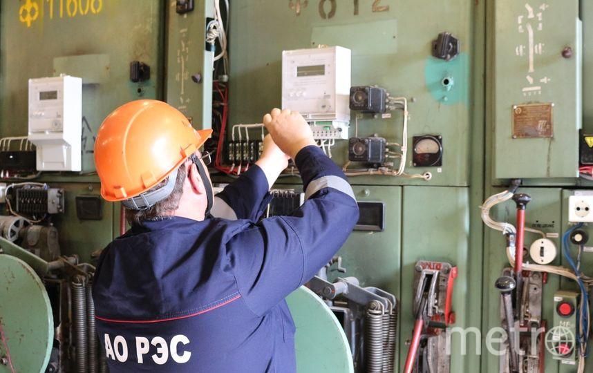 """На 2019 год запланировано установить 509 измерительных комплексов технического учета на объектах электросетевого хозяйства АО «РЭС». Фото АО """"РЭС"""""""