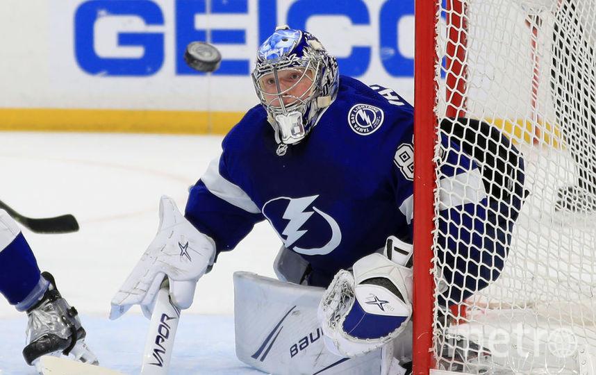 Василевский стал лучшим голкипером по версии NHL Network. Фото Getty