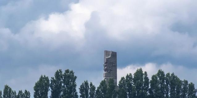 Мемориал в Вестерплатте. Поляки называют его «польской Брестской крепостью».