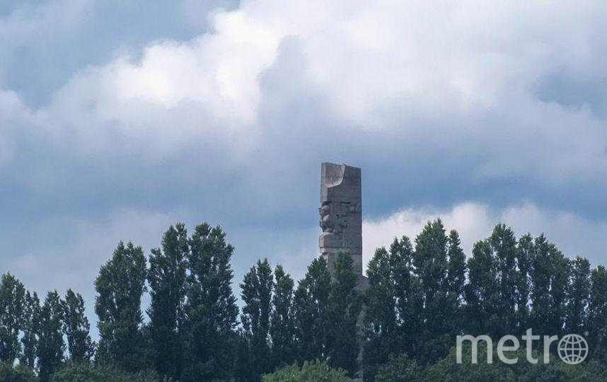 """Мемориал в Вестерплатте. Поляки называют его «польской Брестской крепостью». Фото Алена Бобрович, """"Metro"""""""