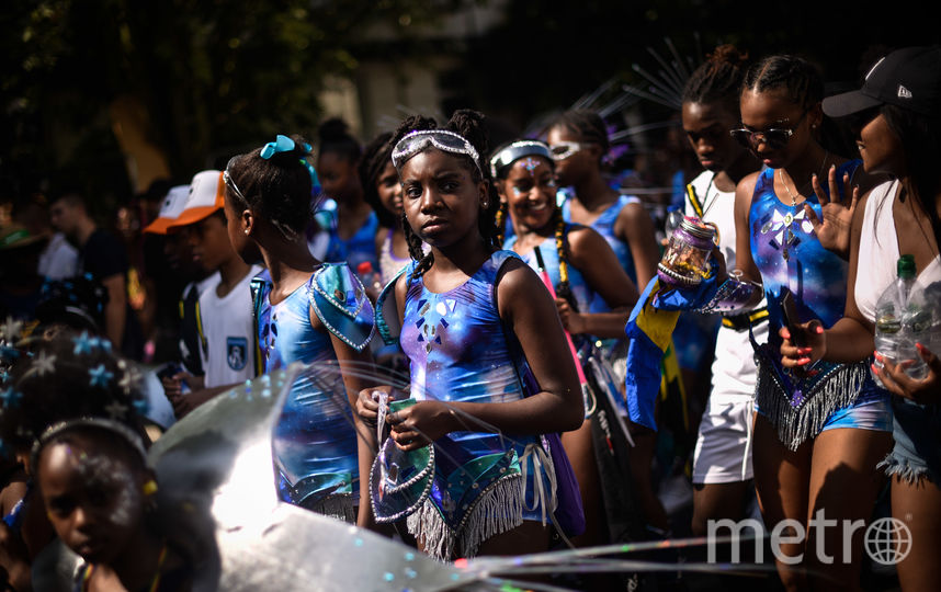 Ноттинг-Хиллский карнавал. Фото Getty