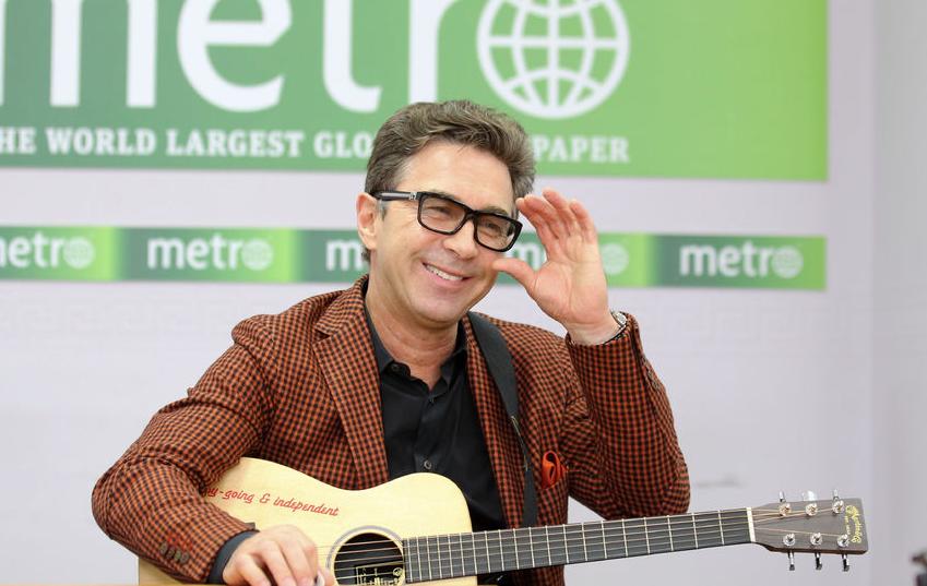 Валерий Сюткин. Фото Василий Кузьмичёнок