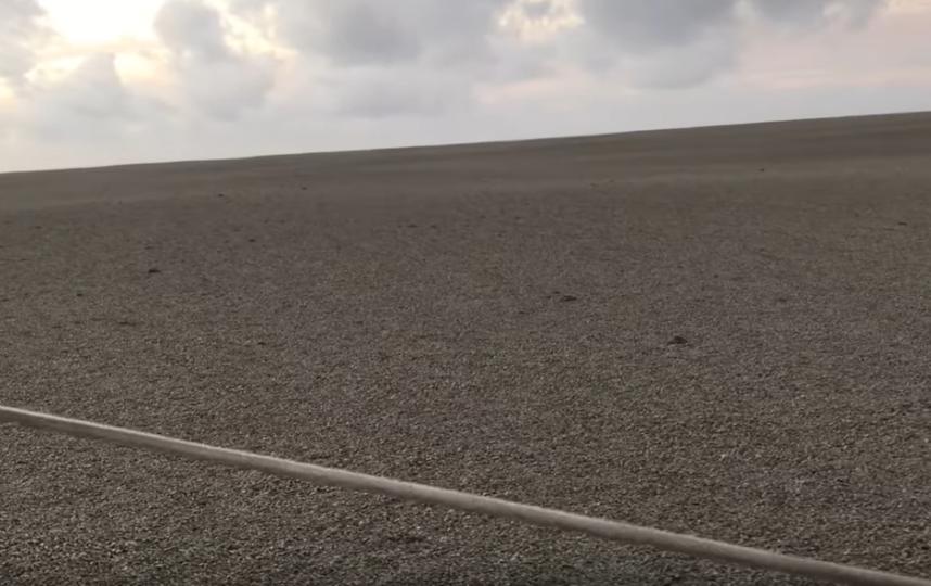 Скорость плота составляет от 10 до 30 километров в день. Фото Скриншот  https://www.youtube.com/watch?v=PEsHLSFFQhQ, Скриншот Youtube