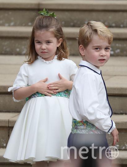 На свадьбе принцессы Евгении в октябре, 2018го. Фото Getty
