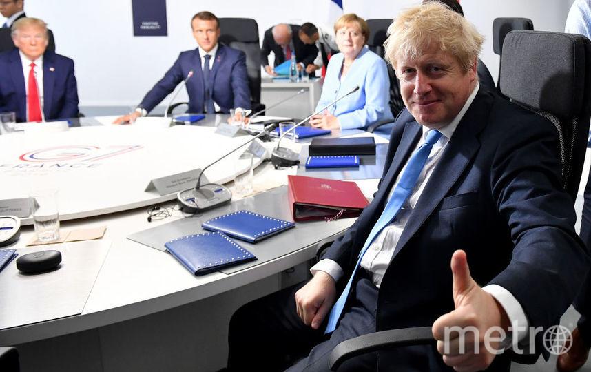 G7 во Франции. Фото Getty