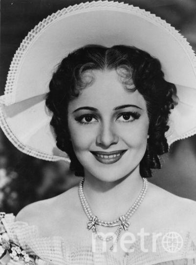 Оливия Де Хэвилленд в 1944-м. Фото Getty