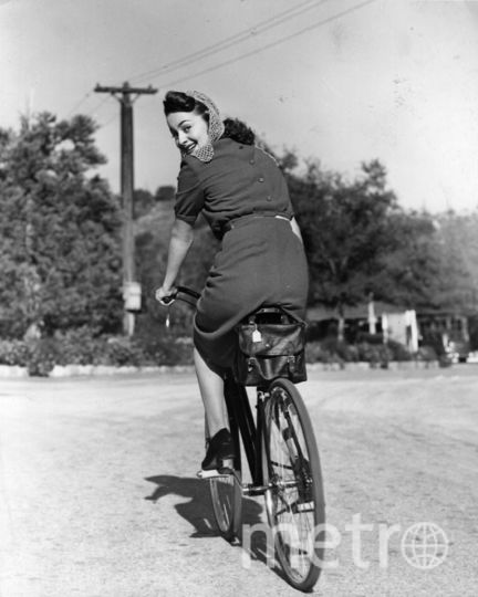 Оливия Де Хэвилленд в 1938-м году. Фото Getty