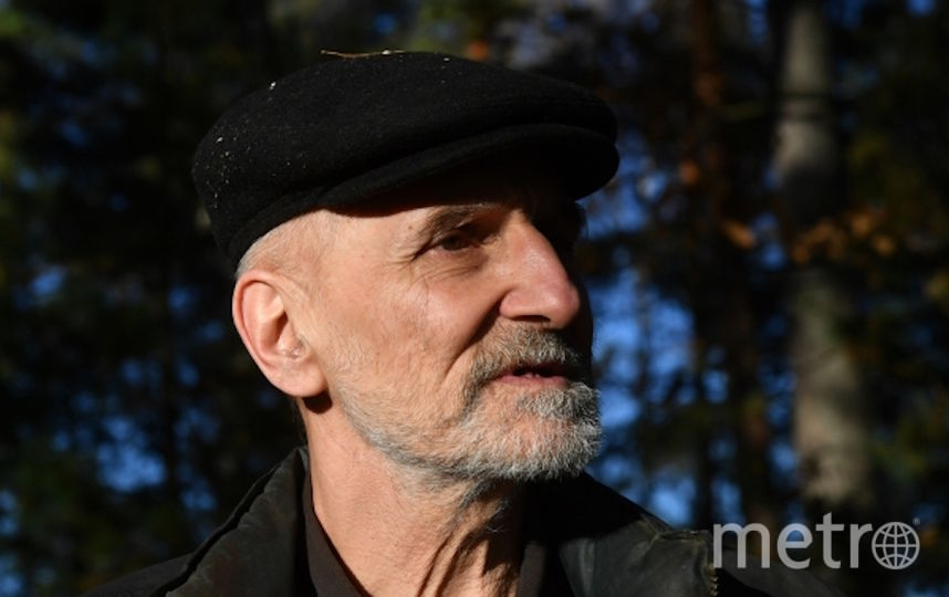 Пётр Мамонов. Фото РИА Новости