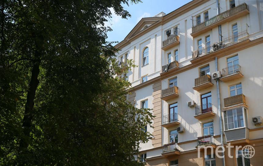 Дом 37а по Ленинскому проспекту. Фото Василий Кузьмичёнок