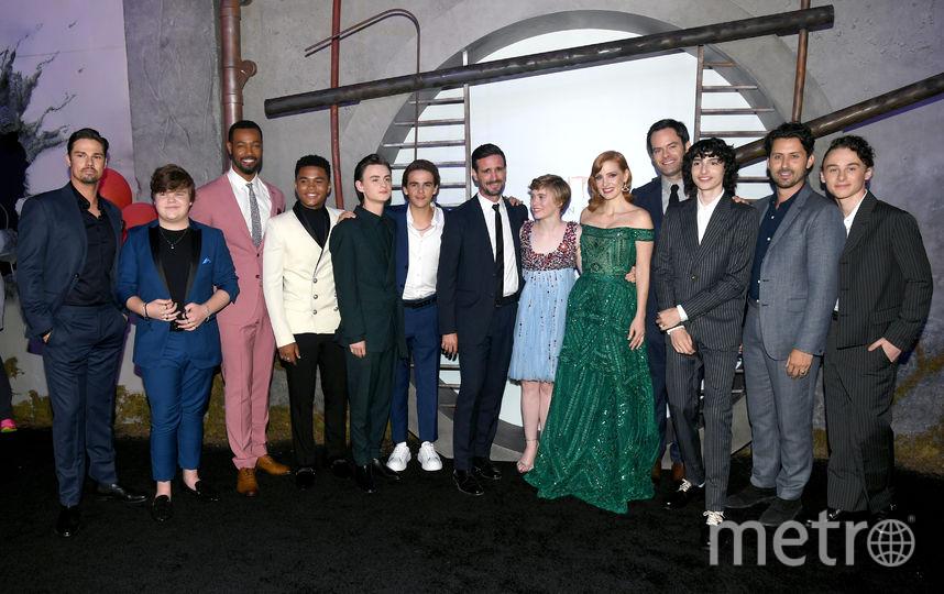 """Премьера фильма """"Оно 2"""" в Лос-Анджелесе. Фото Getty"""