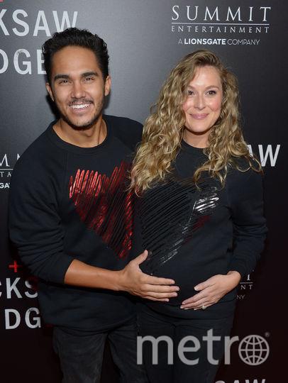 Алекса Вега и её муж Карлос Пена. Фото Getty