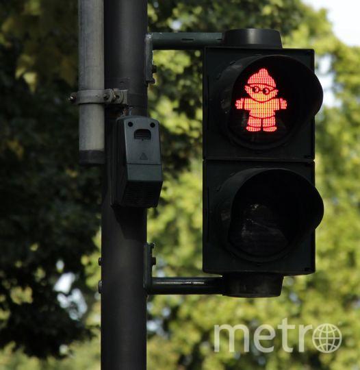 В Майнце появились светофоры с мультяшными персонажами. Фото pixabay.com
