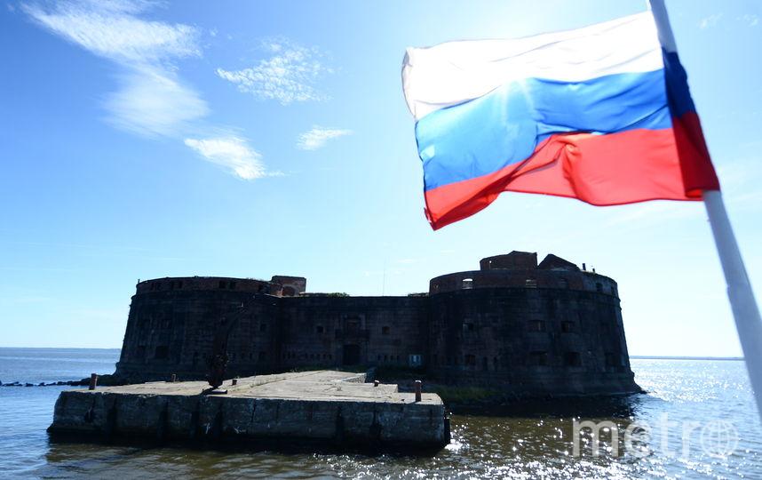 """Форт Император Александр I известен как Чумной. Фото Святослав Акимов, """"Metro"""""""