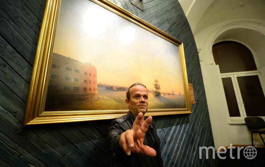 """На выставке Айвазовского. Фото Святослав Акимов, """"Metro"""""""