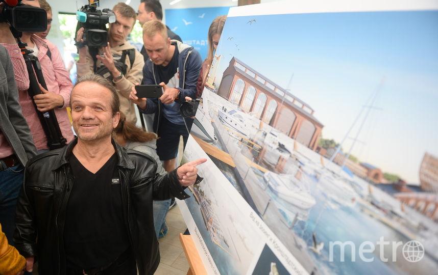 "В музее в Кронштадте. Фото Святослав Акимов, ""Metro"""