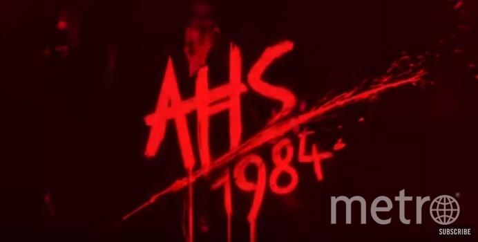 """Кадр из трейлера 9-го сезона """"Американской истории ужасов"""". Фото Скриншот, Скриншот Youtube"""
