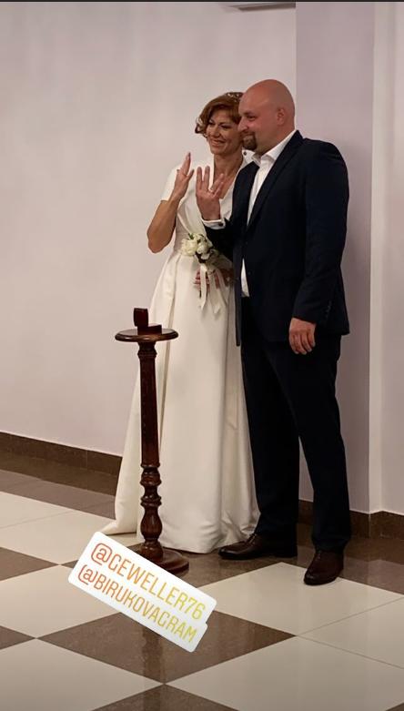 Елена Бирюкова и Илья Хорошилов. Фото скриншот instagram.com/aleks_klotz/