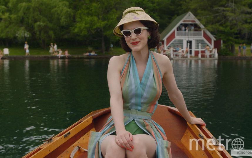 """Кадр из сериала """"Удивительная миссис Мейзел"""". Фото Amazon Studios, kinopoisk.ru"""