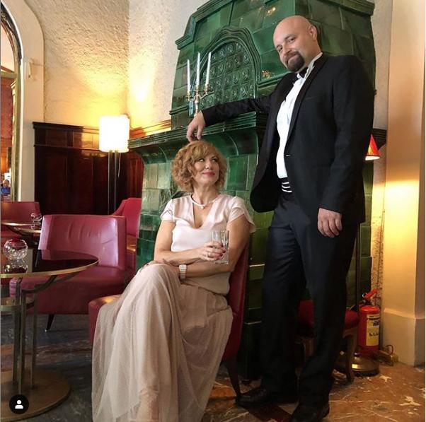 Елена Бирюкова и Илья Хорошилов. Фото скриншот instagram.com/geweller76/
