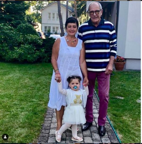 """Эммануил Виторган с семьей. Фото https://www.instagram.com/emmanuil_vitorgan/, """"Metro"""""""