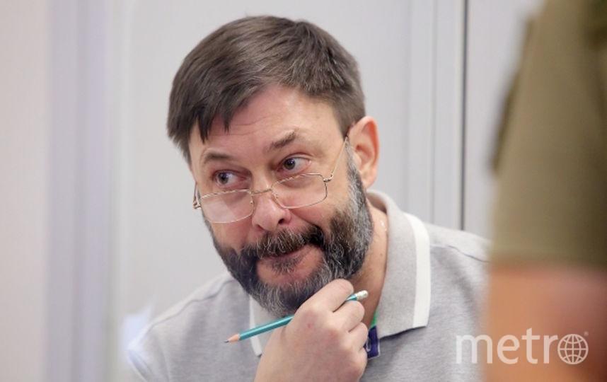 Суд освободил Кирилла Вышинского из-под стражи. Фото РИА Новости