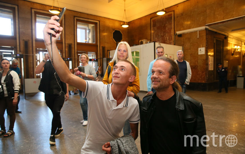 Паспарту в московском метро. Фото Василий Кузьмичёнок