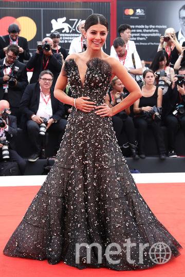 Итальянская актриса Алессандра Мастронарди. Фото Getty