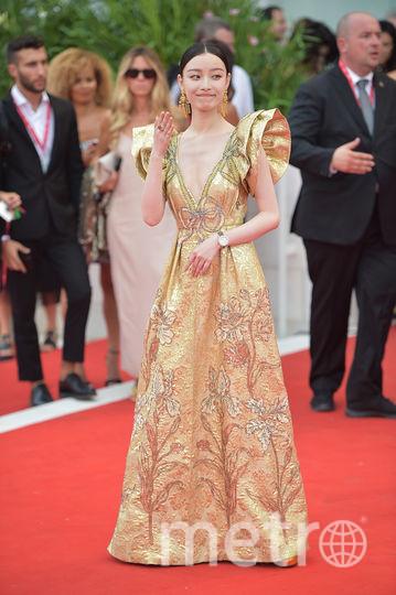 Китайская актриса Ни Ни. Фото Getty