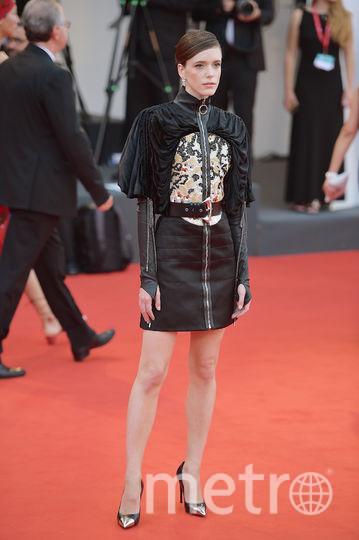 Французская актриса Стэйси Мартин. Фото Getty