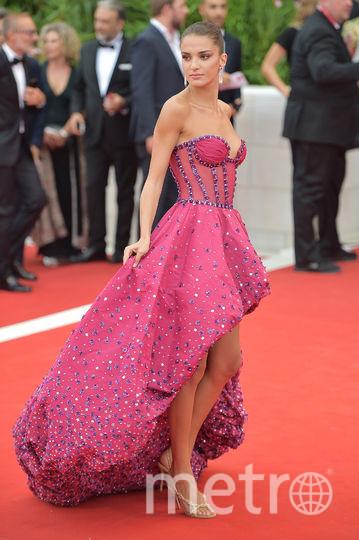 Габриэль Конезиль — французская модель. Фото Getty