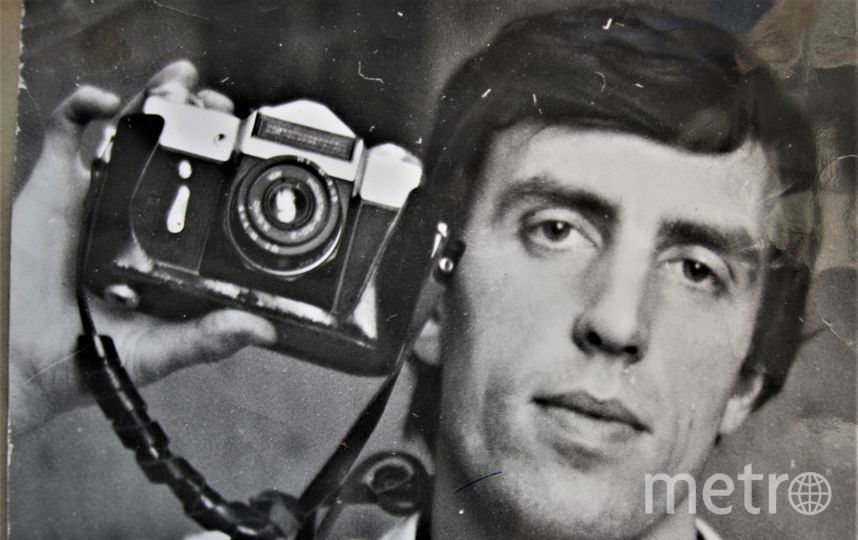 "Борис Клементьев,  журналист, редактор. Фото из личного архива, ""Metro"""