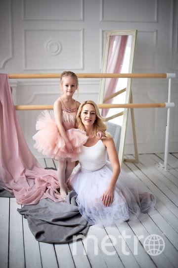 Вероника и балет. Фото Таисия Семененко