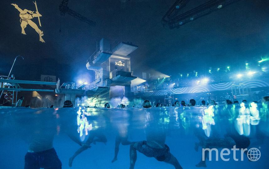 Чтобы услышать подводный концерт – необходимо нырять. Фото redbullcontentpool.com