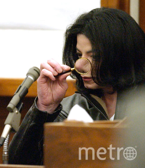 во время гражданского разбирательства в Верховном суде Санта-Мария 15 ноября 2002 года. Фото Getty