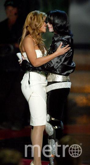 С Бейонсе. 2003 год. Фото Getty