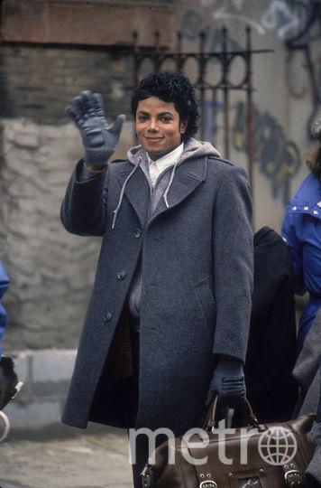 """На съемках клипа """"Bad"""" 1987 год. Фото Getty"""