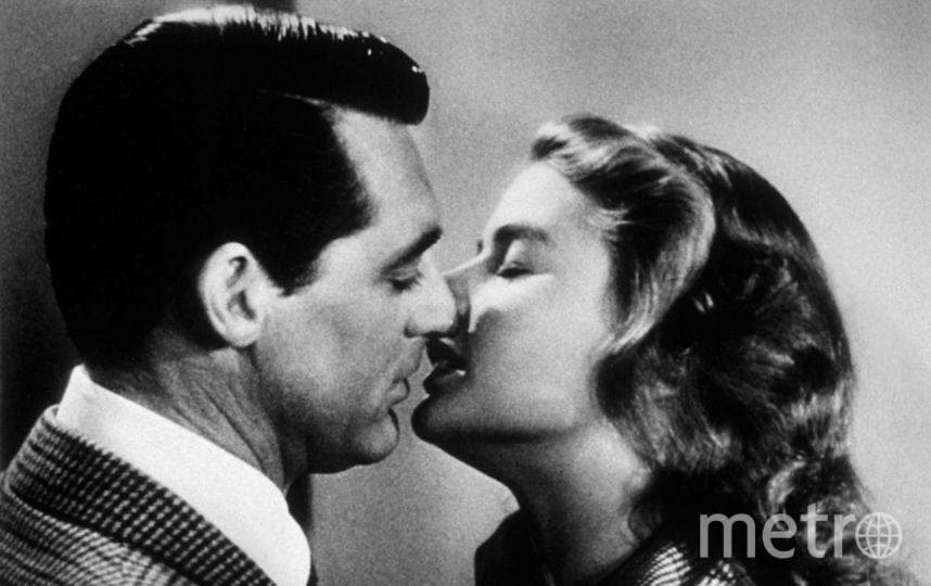 С Кэри Грантом в 1947 году. Фото Getty