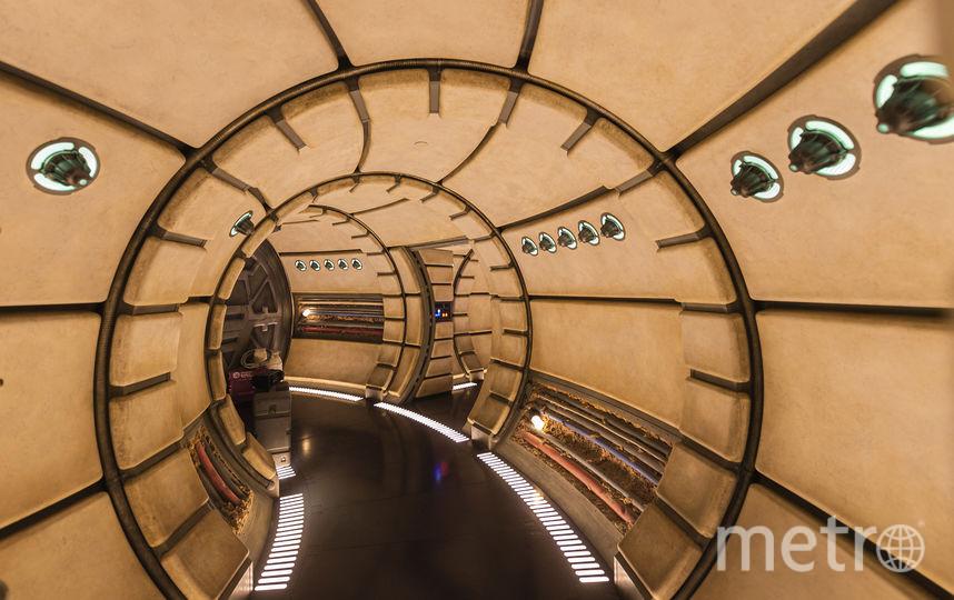 Ожидается, что тематическая зона под названием Планета Батуу станет новой достопримечательностью парка. Фото Предоставлено организаторами