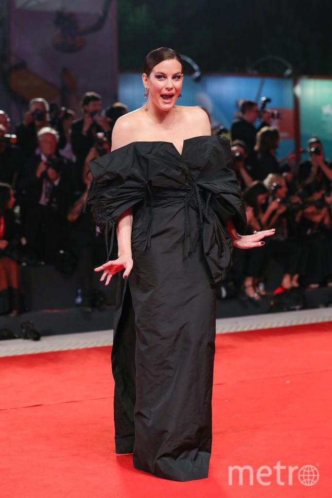 """Лив Тайлер на премьере фильма """"К звёздам"""" (Ad Astra). Фото Getty"""