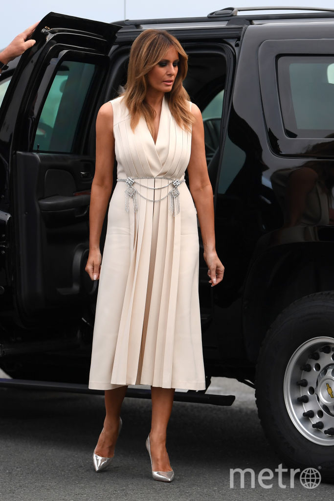 Мелания Трамп. Архив. Фото Getty