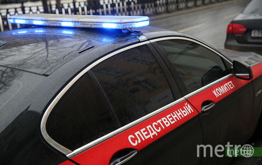 На месте происшествия работают следователи. Фото Василий Кузьмичёнок