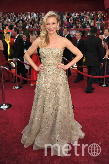 "Кэмерон Диаз на ""Оскаре"" в 2010 году. Фото Getty"