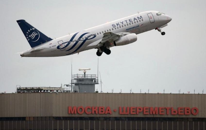 Открытие третьей взлётно-посадочной полосы (ВПП-3) в столичном аэропорту Шереметьево перенесено. Фото РИА Новости