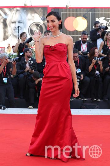 Актриса Франческа Рокка. Фото Getty