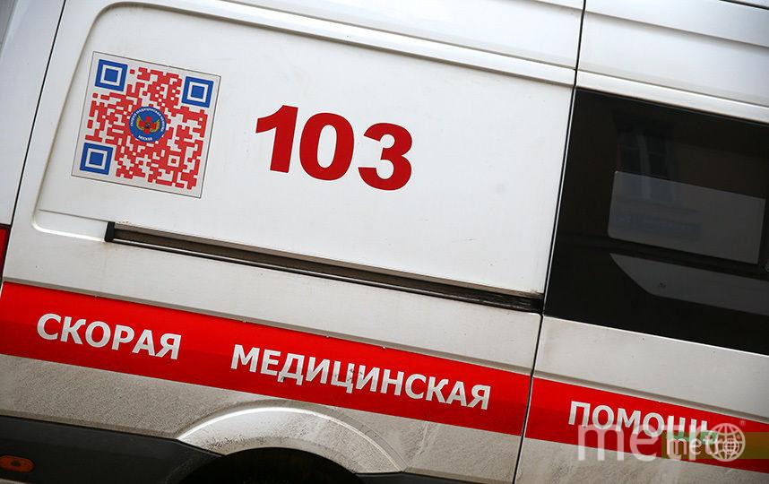 В Подмосковье легкомоторный самолёт совершил жесткую посадку. Фото Василий Кузьмичёнок