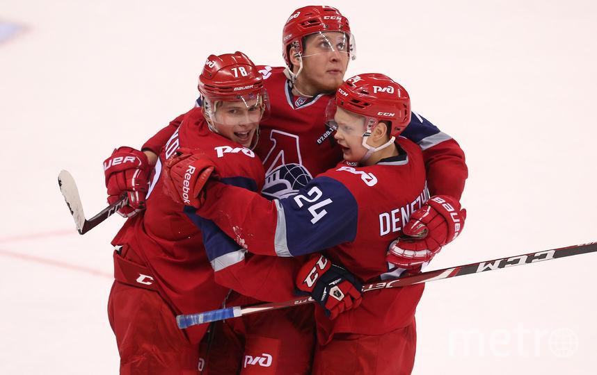 """""""Локо"""" в третий раз стал лучшей молодёжной командой мира. Фото photo.khl.ru"""