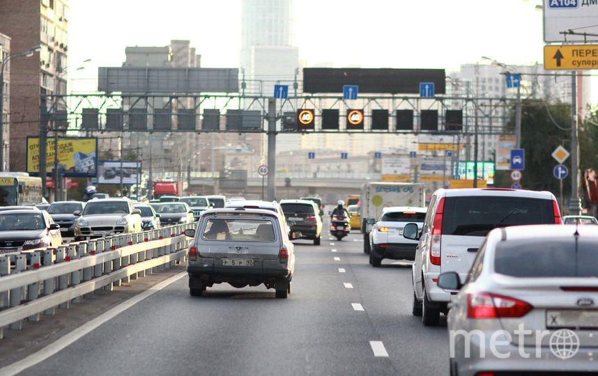 С 1 сентября изменился скоростной режим на Дмитровском шоссе за пределами МКАД. Архивное фото. Фото pixabay.com